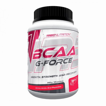 BCAA Trec Nutrition BCAA G-Force, 300 грамм Лимон-грейпфрут