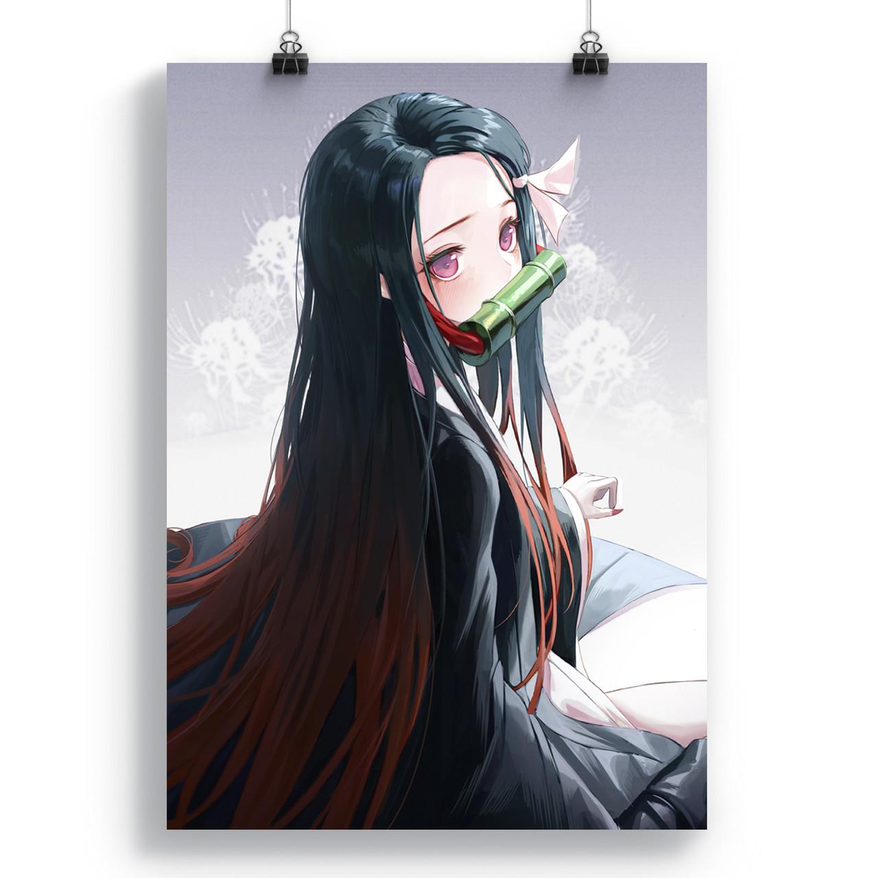 Плакат Клинок, рассекающий демонов | Kimetsu no Yaiba 07