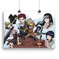 Плакат Наруто | Naruto 07