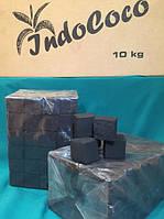 IndoCoco Кокосовый уголь для кальяна 1 кг
