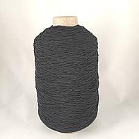 Нитка Резинка 400 грам. Черная, фото 1