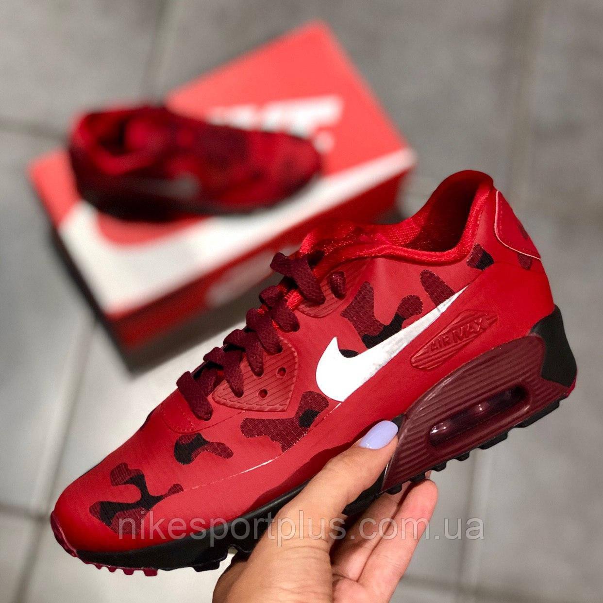 КРОССОВКИ Nike Air Max 90 NS SE Big Kids 869946-600 869946-600