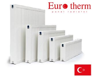 Стальные радиаторы EUROTHERM Турция