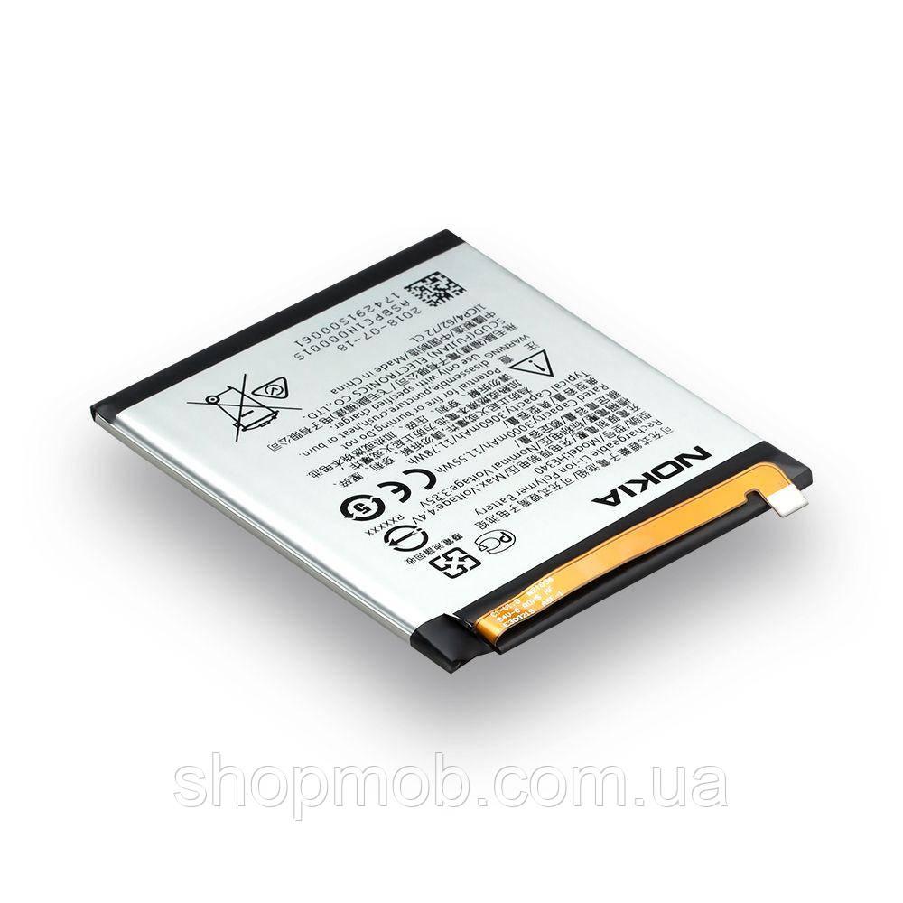 Аккумулятор для мобильного телефона Nokia HE340 / Nokia 7 Dual Sim Характеристики AAAA