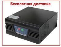 ИБП Luxeon UPS-500ZS (300Вт) 12В с чистой синусоидой, фото 1