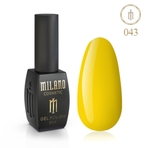Гель Лак MILANO 8ml № 043