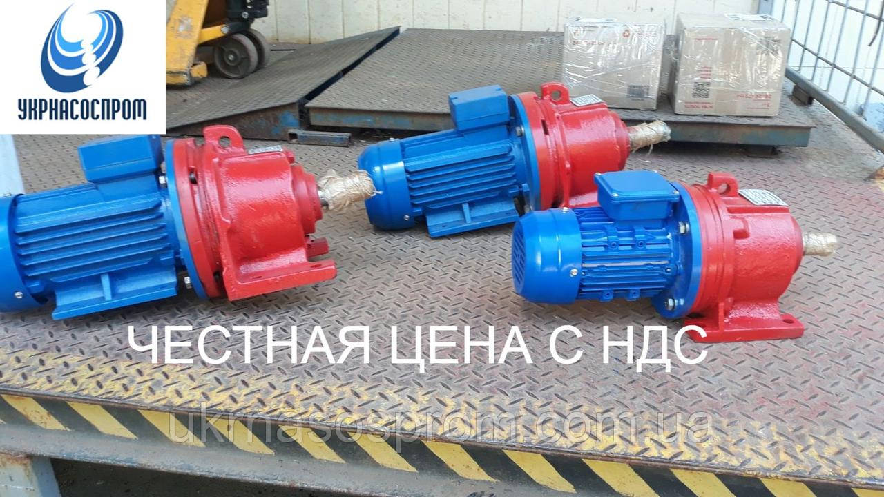 Мотор-редуктор 3МП-50-16-0,75