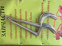 Зуб граблей, спица (граблина) оцинкованая на грабли ворошилки солнышко тракторные