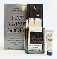 Мужская туалетная вода Bogart One Man Show ОРИГИНАЛ 100% Ван Мен Шоу Богарт