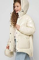 Куртка зимова на пуху, на ріст від 110 до 158 см