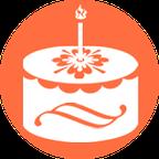 Трафарет для торта