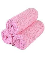 Asgabat Dokma Toplumy полотенце махровое 50х90см (430г/м2) Пудровый (0321)