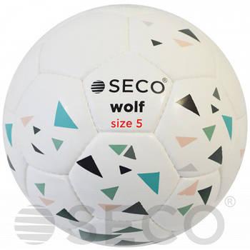 М'яч футбольний SECO Wolf
