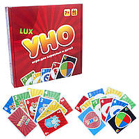 Настольная Игра Уно (Uno) LUX
