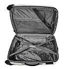 Комплект из трёх чемоданов, ABS+PC+ткань Kaiman, фото 3