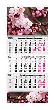 Календарь квартальный 2021 (Сакура)