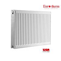 Стальные радиаторы EUROTHERM тип 22 500*1000