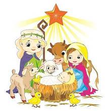 Салфетка декупажная Рождество 5126