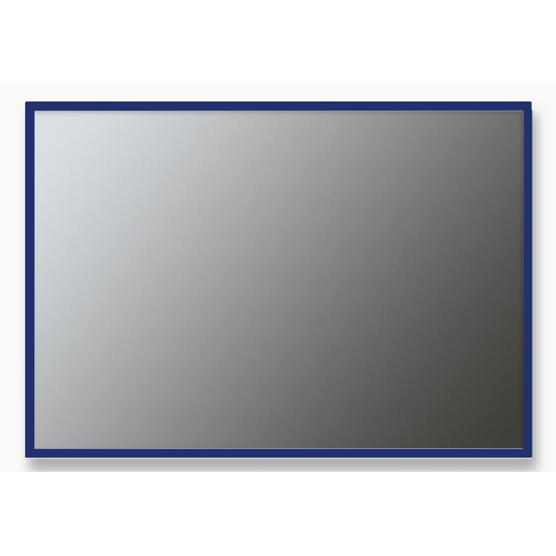"""Дзеркало в рамі """"Лофт. Синій"""""""