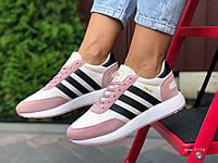 Кроссовки женские Adidas Iniki. Стильные женские кроссовки., фото 1