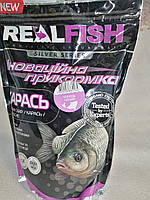 "Рыболовная прикормка RealFish ""КАРАСЬ"" Чебрец-Чеснок"