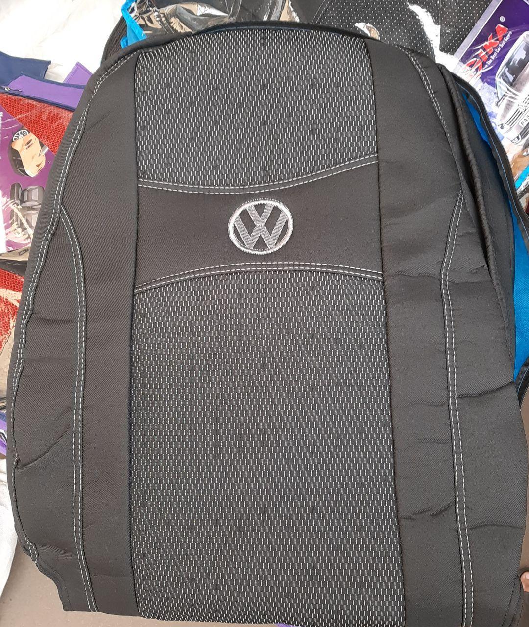 Чехлы на Фольксваген Пассат Б6 2005-2010 (универсал) / авто чехлы Volkswagen Passat B6 (Nika)