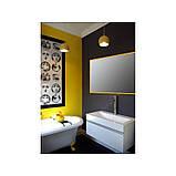 """Зеркало """"Лофт. Желтый"""", фото 3"""