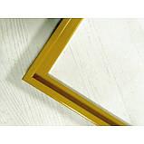 """Зеркало """"Лофт. Желтый"""", фото 4"""
