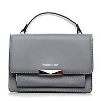 Женская сумка клатч с двумя ручками