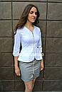 """Жіночий медичний халат """"Ілона"""", фото 2"""