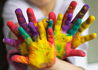 Детское творчество и развивающие игры