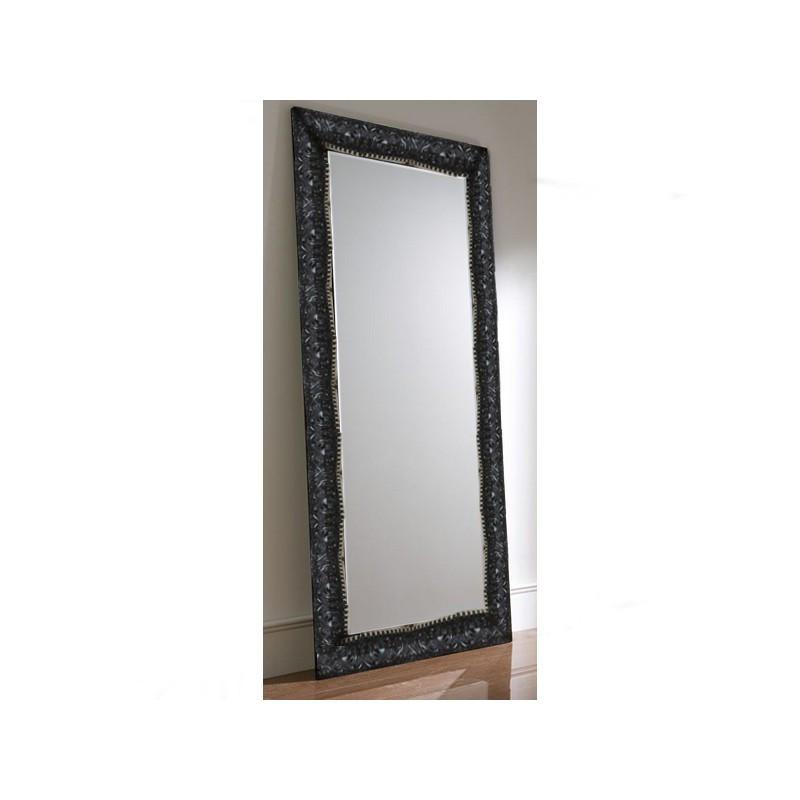 "Дзеркало в рамі ""Чорна перлина""    Зеркало в раме"