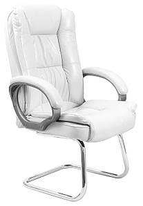 Офисное конференц-кресло Richman Калифорния-CF белого цвета