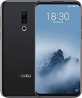 Смартфон мейзу черный с хорошей двойной камерой на 2 sim Meizu 16th M882H 6/64Gb black Global Version, фото 1