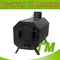 """Отопительная печь """"Малыш"""" 7 кВт с варочной поверхностью, фото 1"""