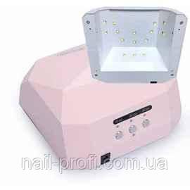Лампа для ногтей Crystal Diamond LED 36 ватт