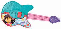 Гитара Фишер-Прайс Даша Следопыт (Fisher-Price Dora and Friends Play It Two Ways Guitar)