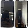 Дисплей  Motorola XT2016-1 One Macro с тачскрином (модуль), черный