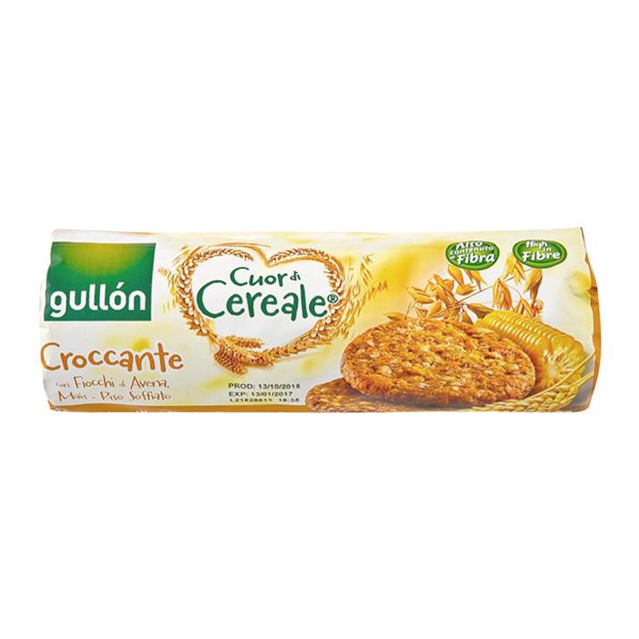 Печиво GULLON tube CDC Croccante, 265г (16шт)