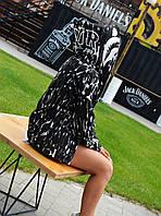 Толстовка жіноча в стилі Bape TIE DYE SHARK, фото 1