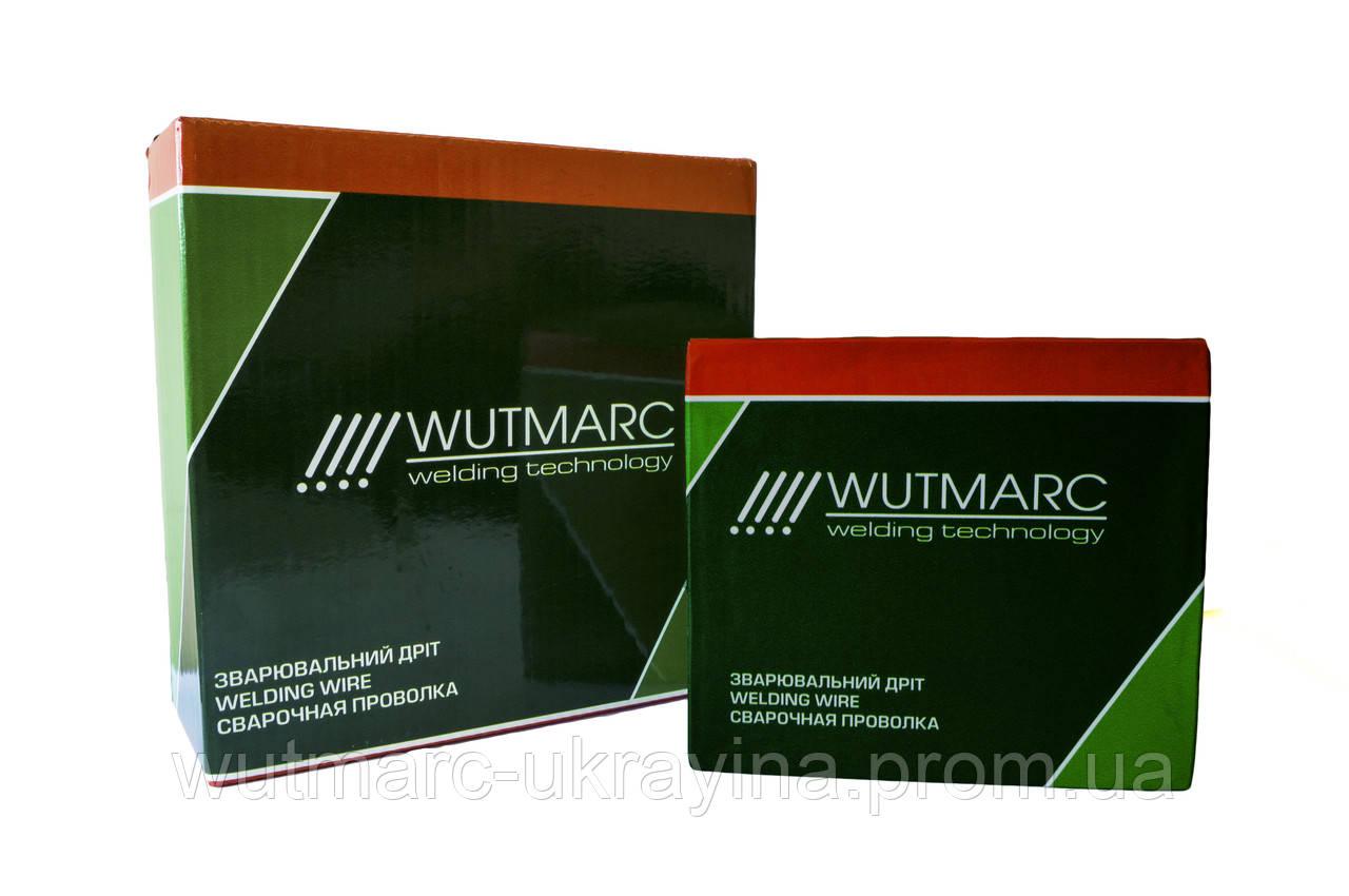 Проволока сварочная 2,0 мм 08Х20Н9Г7Т (ER307Ti)-Wutmarc Standart