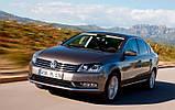 Усилитель бампера переднего нижний на Volkswagen Passat (Фольксваген Пассат В7 ) 2011-2015, фото 2