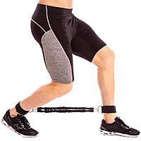 Латеральный амортизатор для ног (латекс, полиэстер, длина жгута-20см)