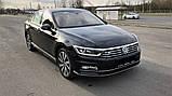Бампер передний на Volkswagen Passat (Фольксваген Пассат В8) 2015-2021, фото 2