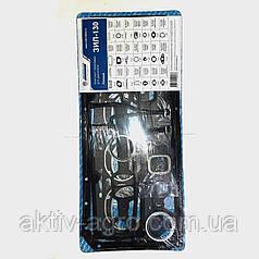 Комплект прокладок двигателя ЗИЛ 130 полный к-кт (МД Кострома)