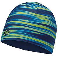 Шапка Buff Microfiber & Polar Hat (зима), kenney blue 113186.707.10.00