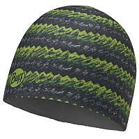 Шапка Buff Microfiber & Polar Hat (зима), von green 113187.845.10.00