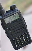 Портативная радиостанция Voyager UV-Q8s, IP 66, два диапазона, фото 1