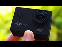 Экшн камера V3R, Экшн камера с пультом 4K V3R, Видеокамера v3r, Action Camera 4к V3R, фото 1