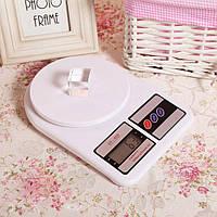 Весы кухонные Kitchen SF-400, Электронные кухонные весы, Весы электронные, Ваги кухонні SF-400, фото 1